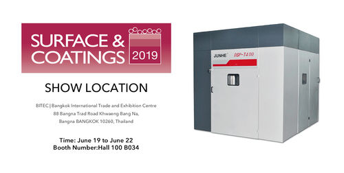 Exhibition preview: Surface & coatings 2019 in Bangkok