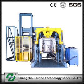 China No Effusion Zinc Flake Coating Machine Aluminium Coating Machine With Single Basket supplier