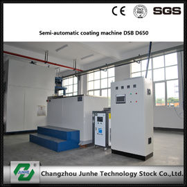 China Professional Metal Coating Line Machine Equipment For Large Workpiece Max Capacity 1600kg / H supplier