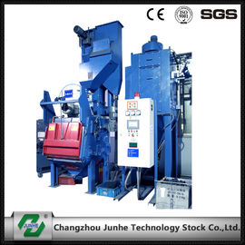 High Efficiency Automatic Shot Blasting Machine Wheel Abrator Cubic Meter Effective Volume