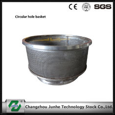 Zinc Flake Coating Machine Parts Industrial Wire Baskets Various Shapes Available