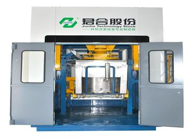 China Multi Function Dip Spin Coating Machine , Full Automatic Coating Machine Max Capacity Is 3300kg/H supplier