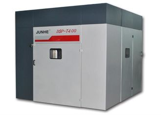 China Energy Saving Dip Spin Coating Machine / Dip Spin Coating Equipment Red Gray Color supplier