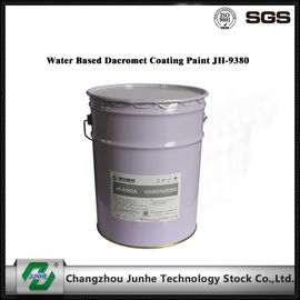 Water Base Dacromet Coating With Good Leveling Adhesion PH Value Is 3.8-5.2