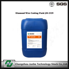 Colorless Clear Liquid Metal Cutting Fluid Synthetic / Fluid Diamond Wire Cut PH Value 6.0~7.2