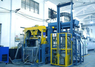 China Large Loading Zinc Flake Coating Machine With Operation Control System supplier