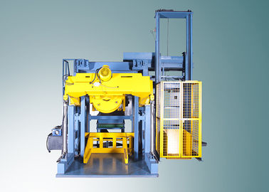 China DIP SPIN Zinc Flake Coating Machine With Powerful Centrifugal Motor spraying and coating  without chrome supplier