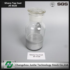 Good Quality Zinc Flake Coating & Self Dry Silver Top Coat Zinc Aluminium Flake Coating Acid Resistance PH 3.8-5.2 on sale