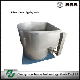 China Two Types Solvent Base Paint / Water Base Paint Dipping Tank Coating Machine Parts distributor